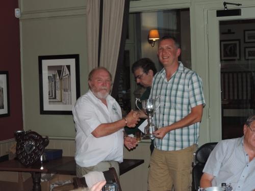 Bob & Ann Brown Trophy for Long Carrots